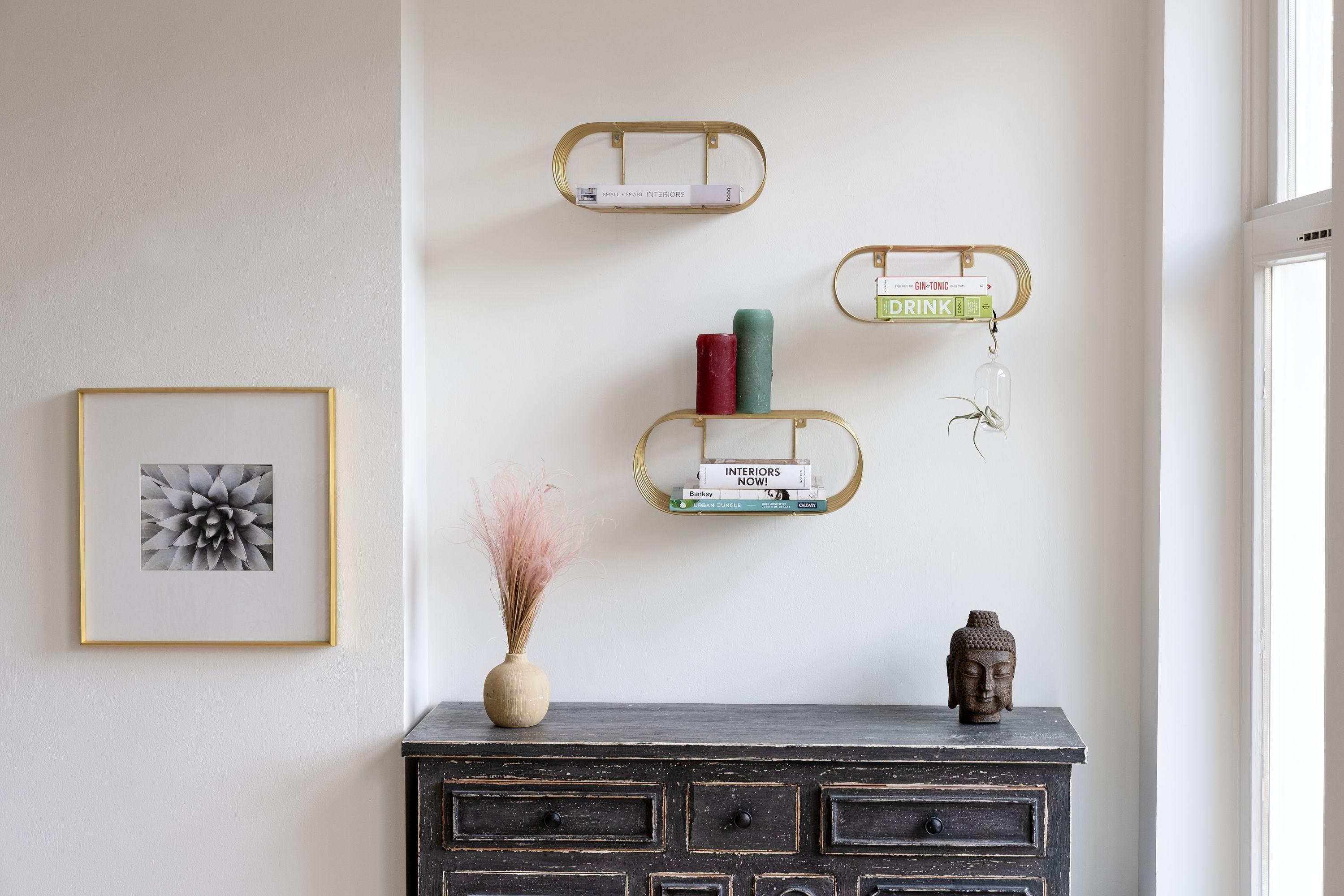4 Boho Chic Design Shelf